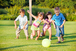 Keep children active for better sleep quality